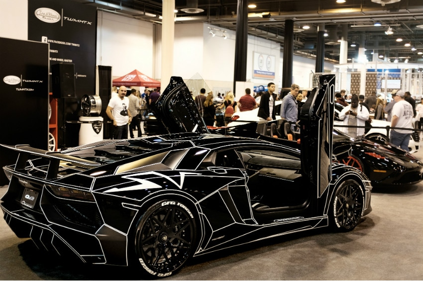Best Car Event And Event Shows HyperCars - Best car shows