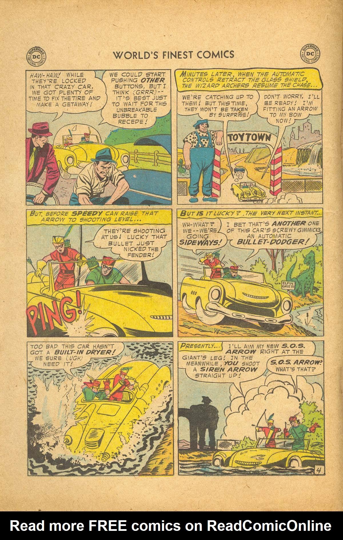 Read online World's Finest Comics comic -  Issue #83 - 20
