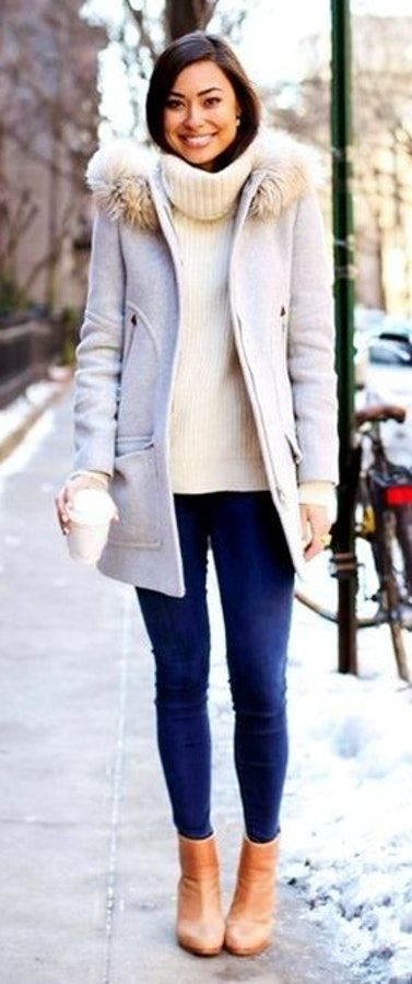 25 winter fashion outfits to copy asap how to wearing