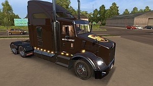Kenworth T800 UPS skin