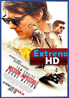 Misión imposible 5: Nación secreta 2015 | DVDRip Latino HD Mega
