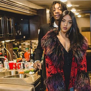 Wiz Khalifa and Girlfriend Izabela broke up for alleged case of Infidelity with his Ex
