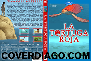 La Tortue Rouge - La Tortuga Roja - The Red Turtle - BLURAY