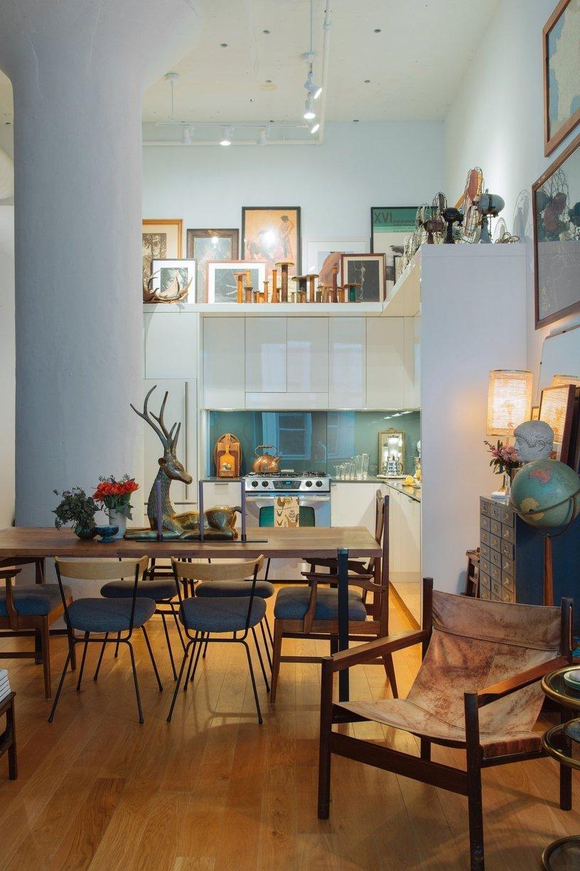 die wohngalerie eklektisches industrial ethno design in jersey. Black Bedroom Furniture Sets. Home Design Ideas