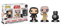 Pop! Star Wars: The Last Jedi - First Order 3pk (Costco)