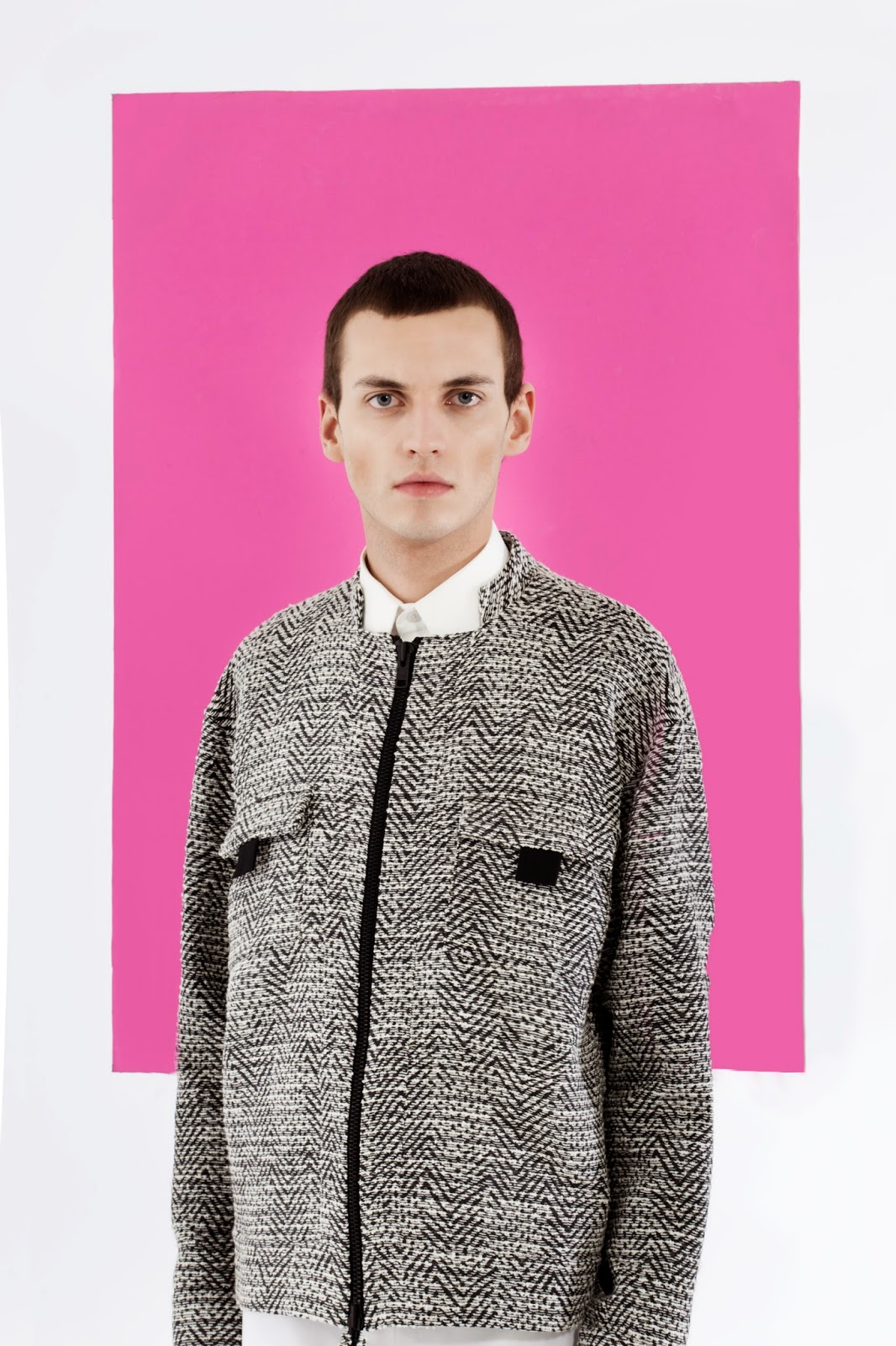 Joanna Startek menswear design Poland