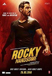 فيلم Rocky Handsome 2016 مترجم