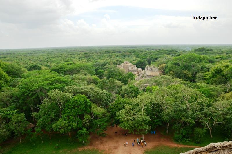 Ek Balam, ruinas mayas para explorar.   Trotajoches (Blog de viajes ...