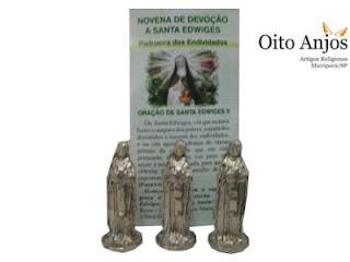 Trio de Santa Edwigens: Novena Santa Edwiges