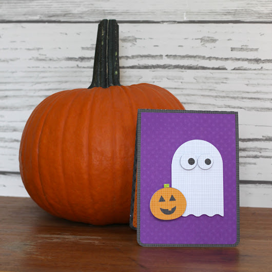 Lori Whitlock: Halloween Twist Pop Card