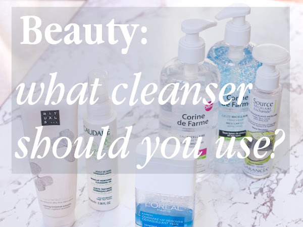 Beauty: micellar waters and oil cleansers - what product should you use?