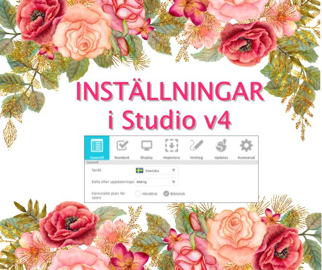 Nybörjare i Silhouette Studio v4