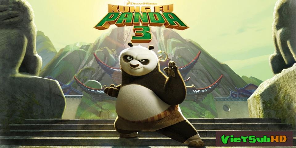 Phim Công Phu Gấu Trúc 3 VietSub HD | Kung Fu Panda 3 2016