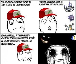 Pokémon Go memes e increíbles historias mexico en español