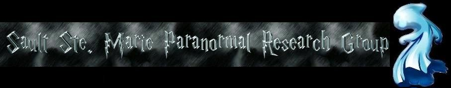 Sault Ste. Marie Paranormal Research Group