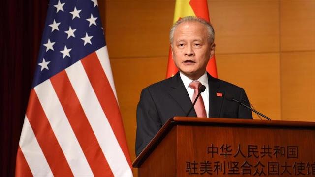 China advierte de guerra mundial a causa de medidas de EEUU