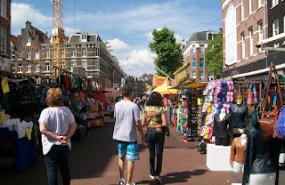 Amsterdam Street Markets