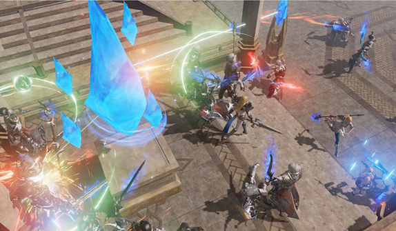 Lineage II: Revolution - Gameplay Screenshots and Features