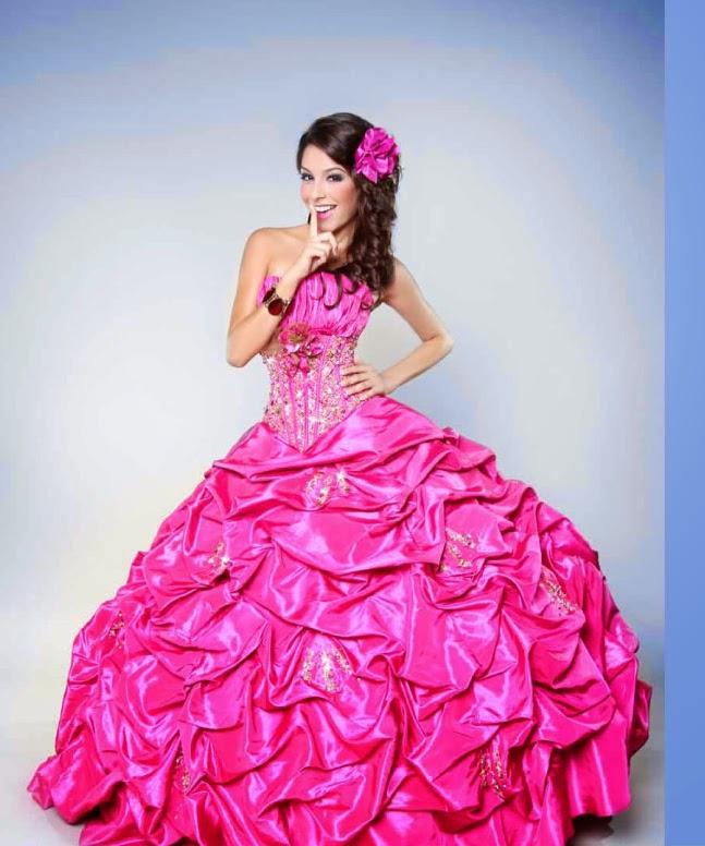 Exclusivos diseños de vestidos de 15 años   Moda para Fiesta ...