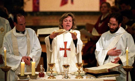 If the Catholic Church Ordained Women