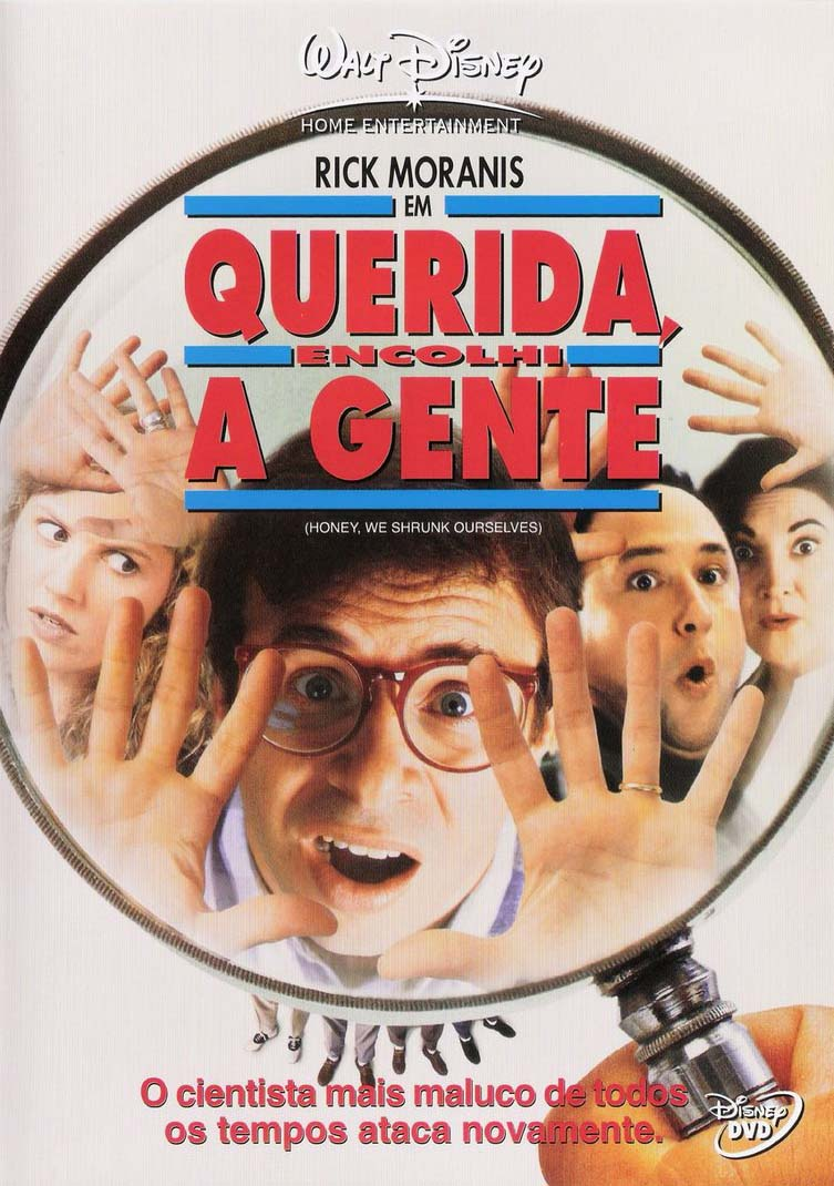 Querida, Encolhi a Gente – Legendado (1997)