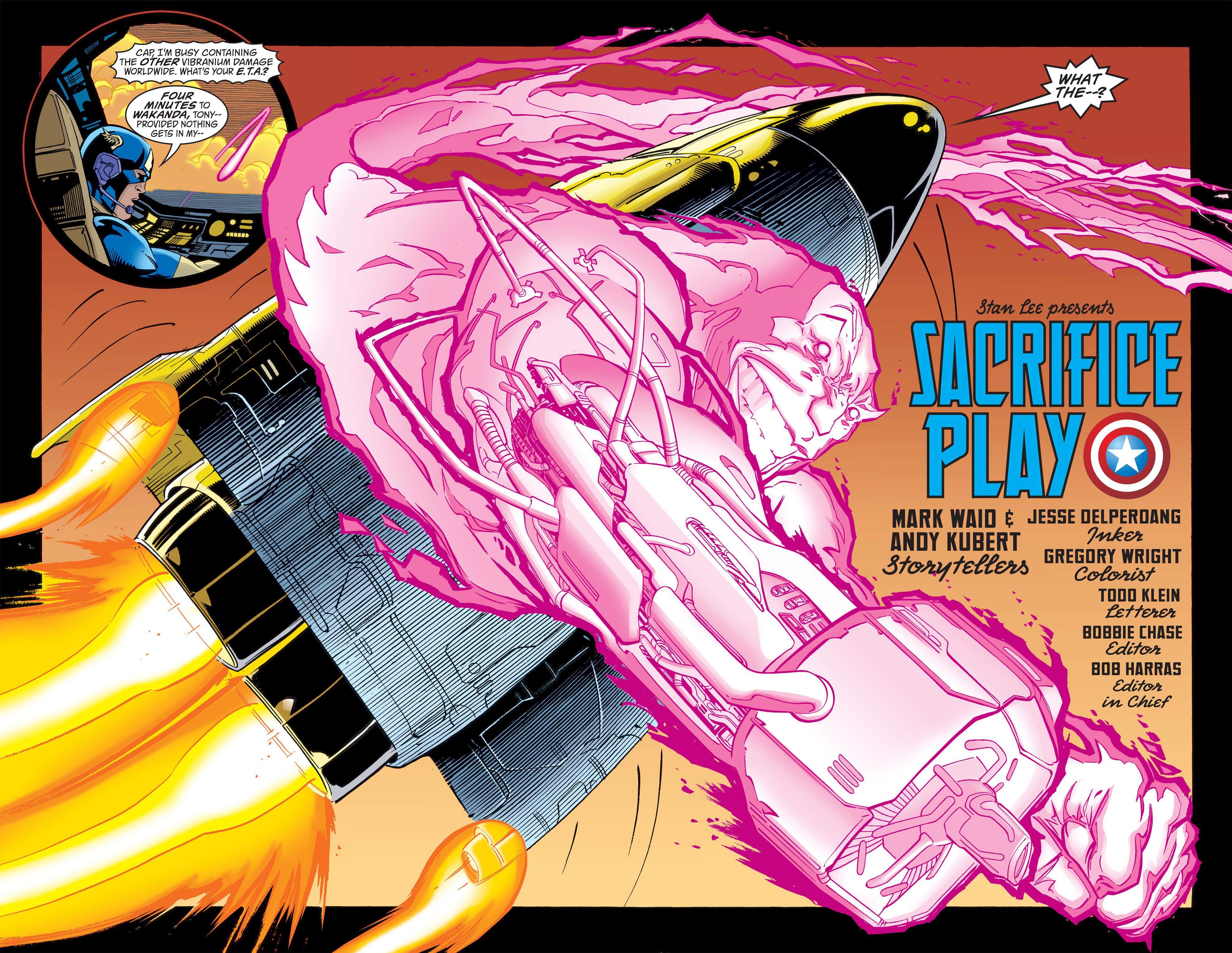 Captain America (1998) Issue #22 #28 - English 3