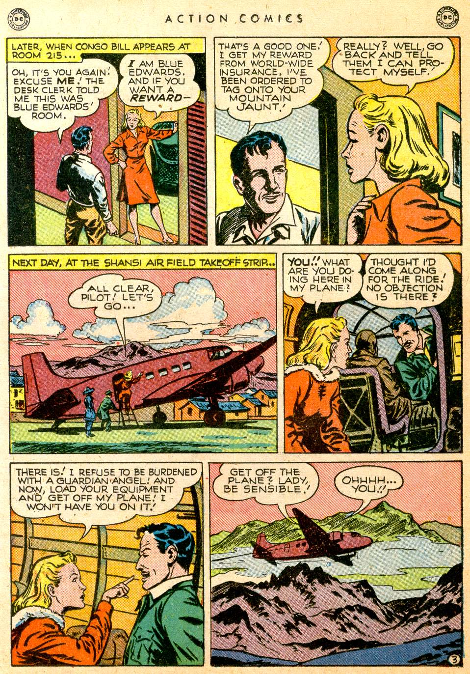 Read online Action Comics (1938) comic -  Issue #126 - 19
