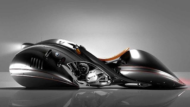 BMW Orion Streamliner Concept