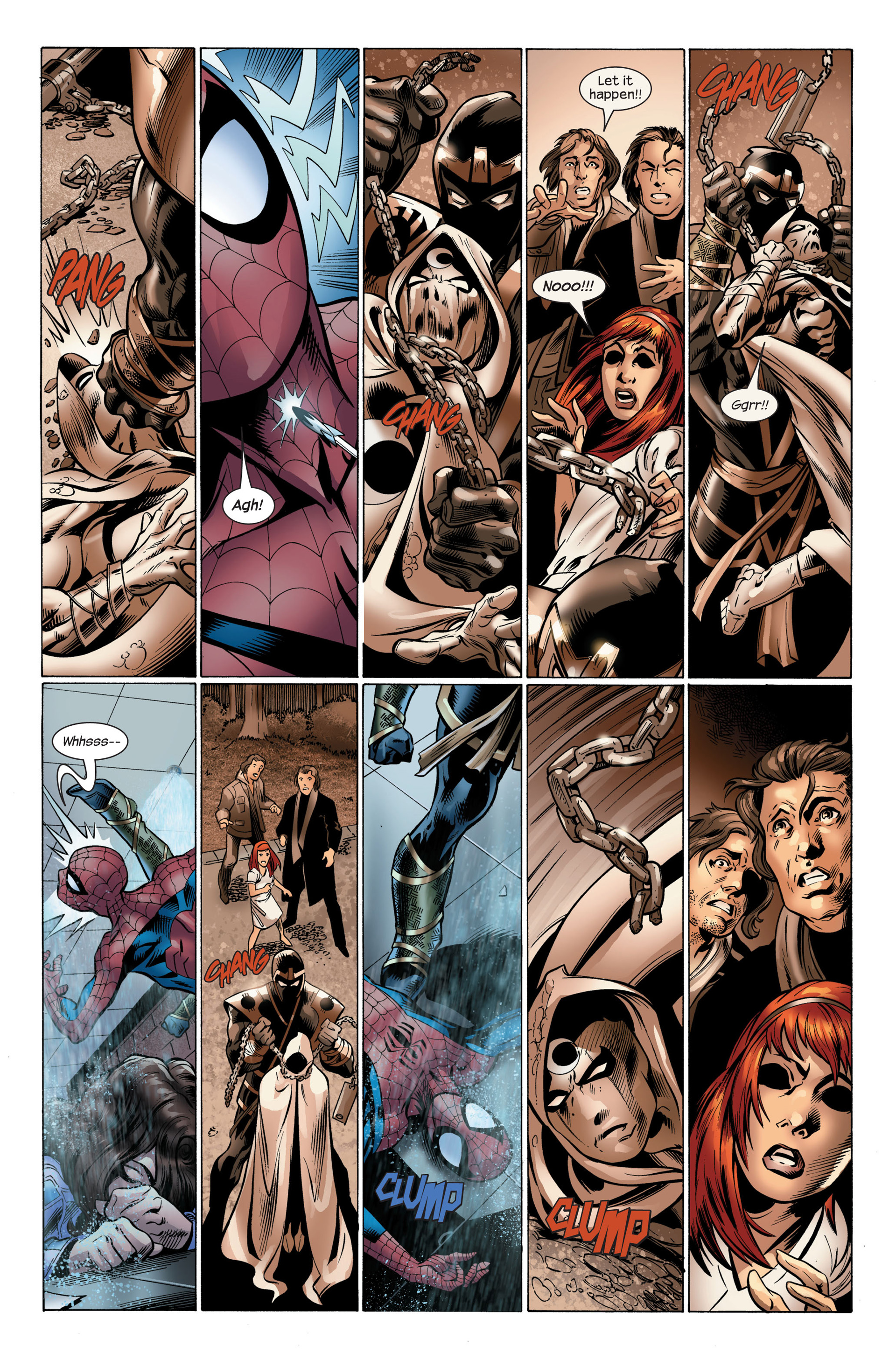 Read online Ultimate Spider-Man (2000) comic -  Issue #108 - 21