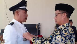 10 Hari Menjelang Pilkades, Iyus Dilantik Menjadi PJS Kepala Desa Bojongkokosan