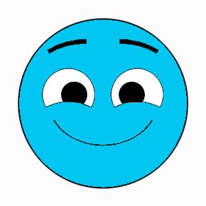 Happy smile smiley
