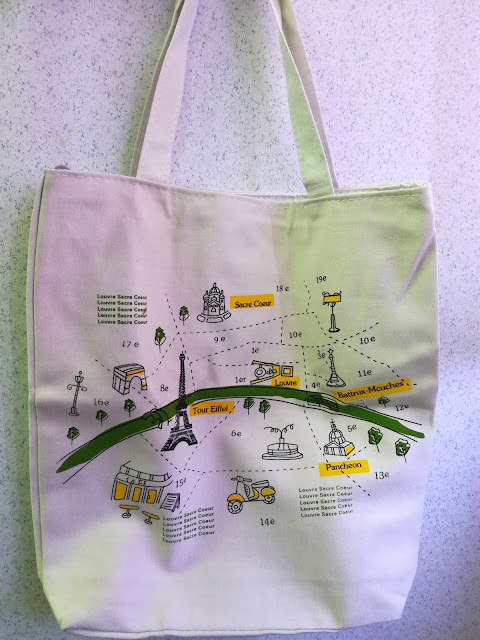 Menang GA Travel Totebag by Ana Suhana