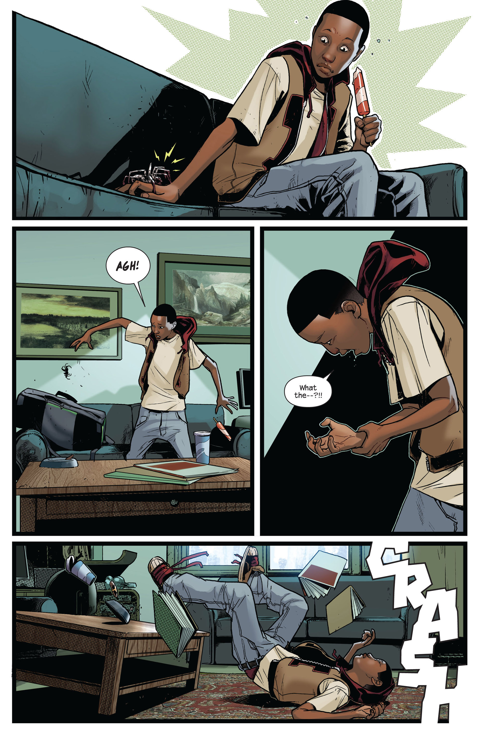 Read online Ultimate Comics Spider-Man (2011) comic -  Issue #1 - 13