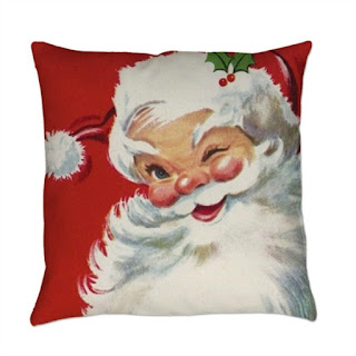 Santa Pillow Cover