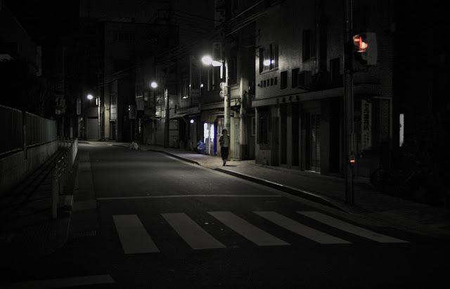 Callejuelas de Tokio