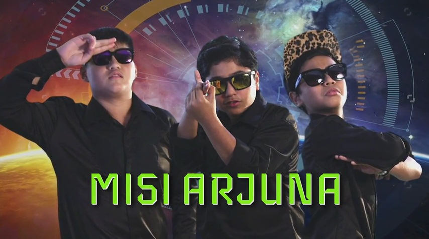 Sinopsis Telemovie Misi Arjuna (TV3)