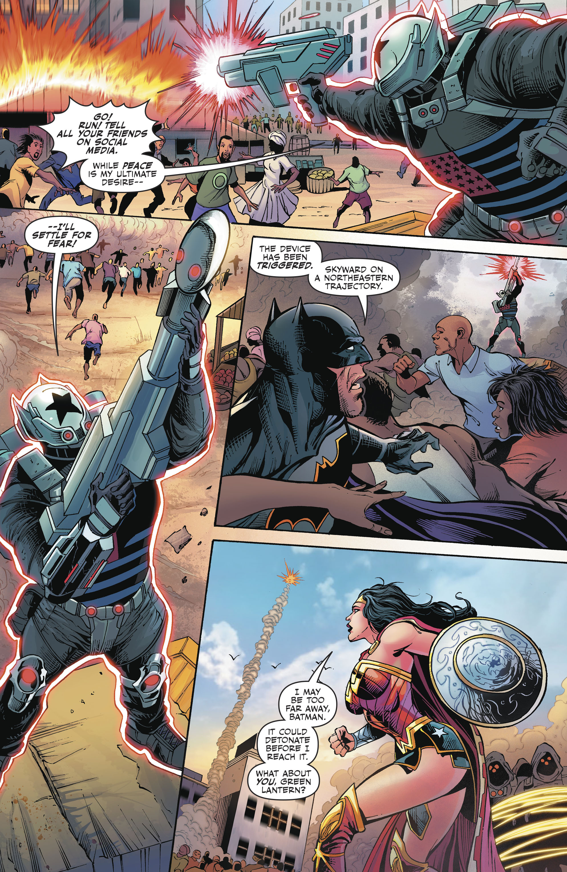 Read online Justice League (2016) comic -  Issue #23 - 8