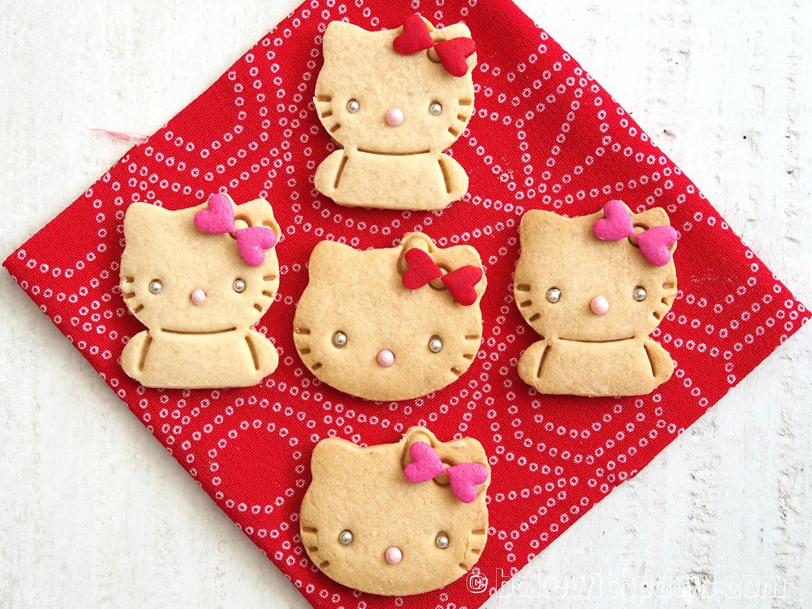 34abd190b Hello Kitty Cookies. by Bake With Paws ...