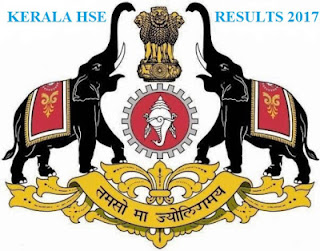 Kerala HSE Results 2017
