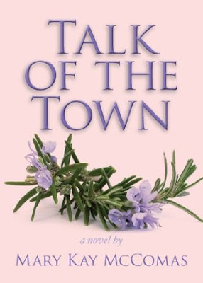 BOOK REVIEW: Talk of the Town by Mary Kay McComas