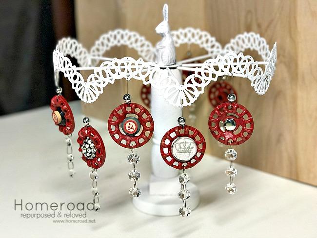 Holiday craft fair ornament ideas