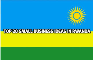 small business ideas in Rwanda