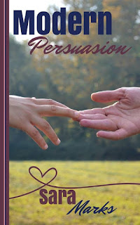 Book cover: Modern Persuasion by Sara Marks