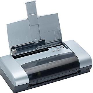 HP Deskjet 450CI image