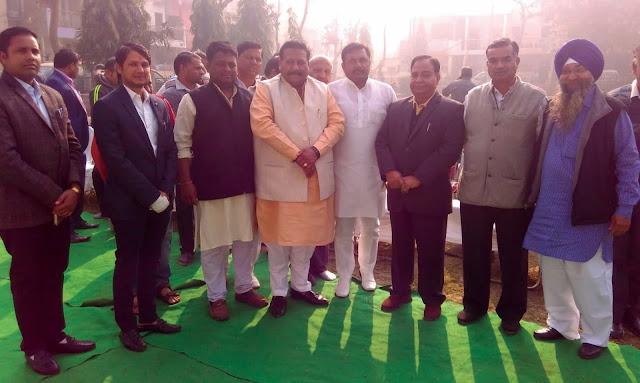 Social Samarassa Manch celebrates 351th pistol festival of Guru Gobind Singh Ji