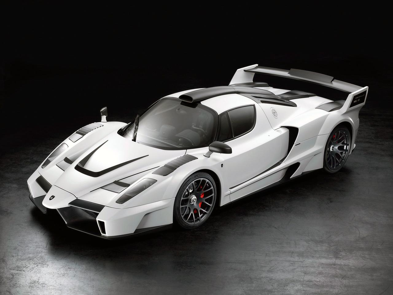 Modifikasi Mobil Sport Ferrari
