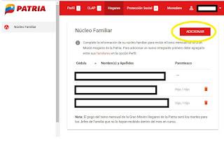 hogares de la patria.com.ve