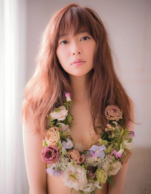 Rino Sashihara 指原莉乃 anan August 2016 Pictures 12