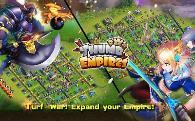 Thumb Empires Gameplay 1