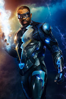 TV Review of BLACK LIGHTNING by Cinema Static